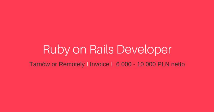 ruby on rails developer mid level labnoratory